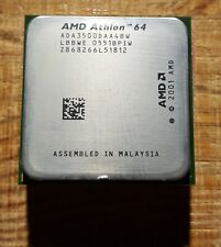 Processeur AMD Athlon 64 3500+ 2,2GHz Socket 939 ADA3500DAA4BW - Testé OK