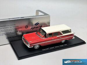 Chevrolet Impala Station Wagon 1959 Spark S2905 1:43