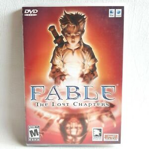 Fable: The Lost Chapters (PC: Mac and PC/ Windows, 2005)