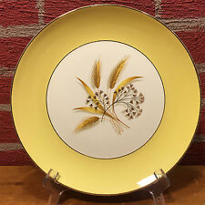 Vintage Century Service Corp Autumn Gold Dinner Plate