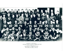 1948 CHICAGO CARDINALS WEST CHAMPS 8.5X11 TEAM PHOTO  FOOTBALL NFL ILLINOIS USA