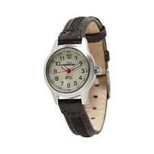 Timex Women's T41181 Expedition Watch with Leather and Nylon Band