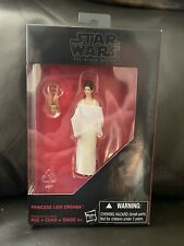 "Star Wars Black Series Princess Leia Ceremony Figure 3.75"" Walmart Exclusive"