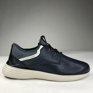 Cole Haan Grand Sport Leather Navy Casual Shoes Men Size 7.5,10.5 & 11.5 C30423