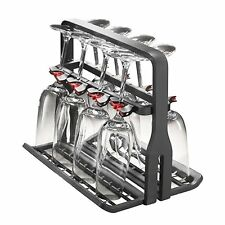 Universal Dishwasher Wine Glass Basket Rack For Belling Dishwashers 8 Glasses