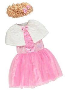 George Roald Dahl Willy Wonka Veruca Salt Fancy Dress Costume Outfit Book Day