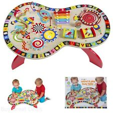 Kids Playing Toy Toddlers Learning Sound and Play Busy Table Activity Center New