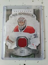 2019-20 UPPER DECK ARTIFACTS  NHL REMNANTS JERSEY CAREY PRICE #NR-CP GROUP A