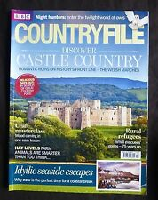 Countryfile. October 2014, BBC, Castle Country, The Twilight World of Owls,