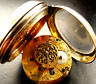 T.Mendham London Historische Antike Silberne Englische Spindeltaschenuhr um 1800