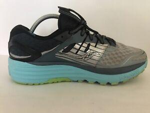 Saucony ISO 2 S10290-1 Women's Gray Running Sneaker Size 8