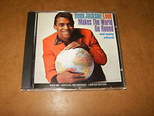 CD (MAR 090) - DEON JACKSON (Love makes the world go round AND MANY OTHERS!)