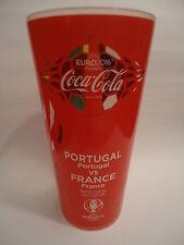 Coca Cola Fan Becher UEFA Euro Finale 2016 Portugal - Frankreich Match 51