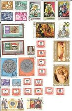 32 stamps of Hungary - lot 3 - no duplications