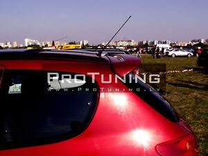 FOR PEUGEOT 206 GTI SPOILER COVER WING DOOR TAILGATE