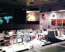 Nasa Aufgabe Kontrolle Apollo 13 Tv Getriebe 11x14 Silber Halogen Fotodruck