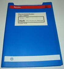 Werkstatthandbuch VW Lupo 4 Zylinder Diesel Motor AKU ab Baujahr 1999!