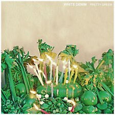 WHITE DENIM 'Pretty Green EP LP NEW Parque Touch Peach Train Strange Boys WILCO