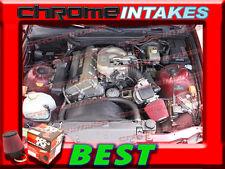 K&N+RED 1992 1993-1995 BMW 318 i is ti 318i 1.8L AIR INTAKE FILTER ADAPTER KIT