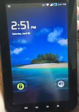 Samsung Galaxy Tab SCH-I800 2GB, Wi-Fi + 3G (Verizon), 7in - Black