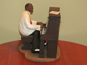 SARAH'S ATTIC  ~JAZZ MAN~ITEM NO. 4499 COLLECTIBLES FROM THE HEART