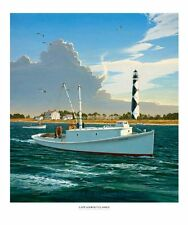 """""""Cape Lookout Classics"""" - Signed & Numbered Limited Edition by Robert B. Dance"""