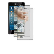 2x Mirror LCD Screen Protector Cover Guard for AT&T Sony Xperia ion