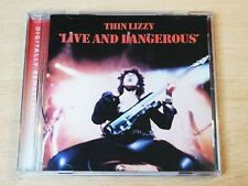 Thin Lizzy/Live and Dangerous/1996 CD Album