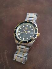 Seiko Diver Automatic Two Tone Watch SRPB94K1