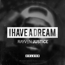 Rayven Justice - I Have a Dream [New CD]