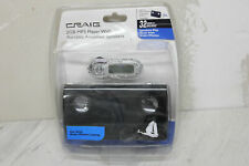 Craig 2GB MP3 Player With Portable Amplified Speaker CMA3500E USB