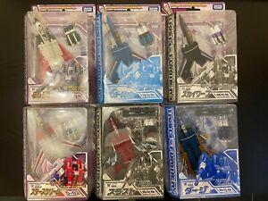 Transformers Henkei Seeker Set MOSC *New* All 6 Takara Jets, Seekers ++