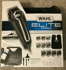 NEW IN HAND WAHL ELITE PRO HIGH PERFORMANCE HOME HAIRCUT & GROOMING KIT 79602