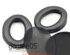High quality Protein Leather Cushion Ear Pad For Sony MDR-NC60 NC 60 Headset