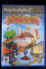 PS2 : HOPPIE - Nuovo, sigillato ! Viaggia attraverso 30 stupendi livelli !