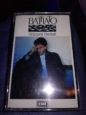 ORIZZONTI PERDUTI Franco Battiato EMI MUSICASSETTA COME NUOVA, RARA