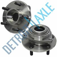 Set (2) New FRONT Wheel Hub and Bearing Assembly for Concorde Intrepid Vision