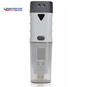 DC Voltage Data Logger (USB Interface), LCD Display & Alarm, Software