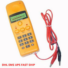 Electrical Equipment ST220B Telephone Line Tester Network Cable Tester Meter