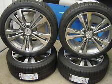 "18"" Winterräder Mercedes E-Klasse W212 Alufelge A2124015702 RDK Winterreifen"
