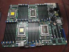Supermicro H8QG6-F Motherboard  AMD SP5100/SR5670/SR5690 Socket G34 DDR3 Sdram