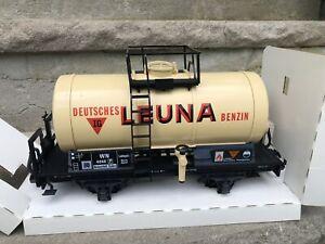 LGB 4040 L Leuna Single Dome Tank Car LN/Box