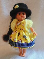 """8""""Ginny, Friends or Similar Size Doll outfit  (No Doll)"""
