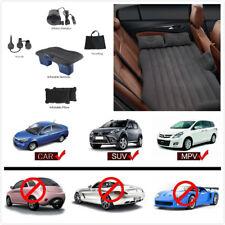 SUV Luftmatratze Auto mit Pumpe Luftbett für Auto mit Kindersicherheitsblock NEU