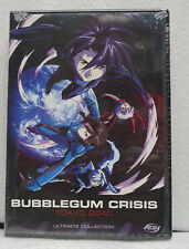 Bubblegum Crisis 2040 Complete Season (factory sealed)