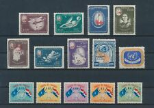 LL93922 Paraguay united nations red cross fine lot MNH