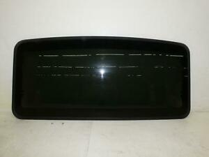 1998-2017 FORD EXPEDITION SUNROOF GLASS ONLY OEM