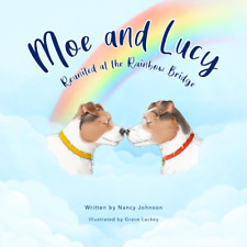 Moe and Lucy Reunited at the Rainbow Bridge Pets Dogs Jack Russell Nancy Johnson
