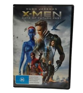 X-Men Days Of Future Past Hugh Jackman DVD Free Tracked Post