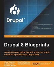 Drupal 8 Blueprints (Paperback or Softback)